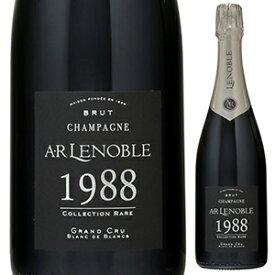 【送料無料】ブラン ド ブラン グラン クリュ 1988 ルノーブル 750ml [発泡白]Blanc De Blancs Grand Cru Lenoble