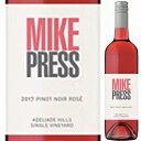 【6本〜送料無料】ピノ ノワール ロゼ 2017 マイク プレス 750ml [ロゼ]Pinot Noir Rose Mike Press