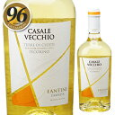 【6本〜送料無料】カサーレ ヴェッキオ ペコリーノ 2018 ファルネーゼ 750ml [白]Casale Vecchio Pecorino Farnese
