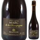 【6本〜送料無料】トレ ヴュー マール ド シャンパーニュ NV ドラピエ 700ml [マール]Tres Vieux Marc De Champagne D…