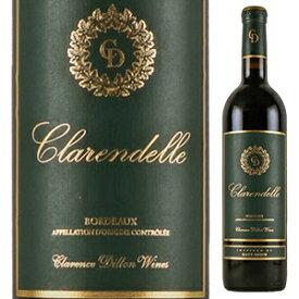 【6本〜送料無料】クラレンドル ルージュ 2014 (クラレンス ディロン ワインズ) 750ml [赤]Clarendelle Rouge By Chateau Haut Brion Clarence Dillon Wines