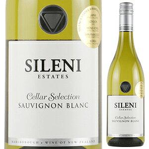 【6本〜送料無料】セラー セレクション ソーヴィニヨン ブラン シレーニ エステート 2020 シレーニ エステート 750ml [白]Sileni Sauvignon Blanc