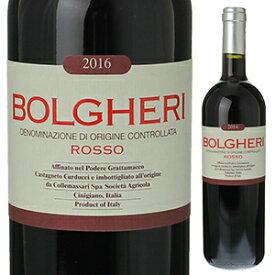 【6本〜送料無料】ボルゲリ ロッソ 2017 グラッタマッコ 750ml [赤]Bolgheri Rosso Grattamacco