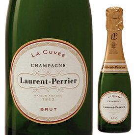 【6本〜送料無料】ラ キュベ NV ローラン ペリエ 187ml [発泡白]La Cuvee Laurent-Perrier