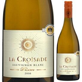 【6本〜送料無料】ラ クロワザード レゼルヴ ソーヴィニヨン ブラン 2018 750ml [白]La Croisade Reserve Sauvignon Blanc