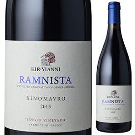 【6本〜送料無料】ラミニスタ 2015 キリ ヤーニ 750ml [赤]Ramnista Kir-Yianni