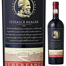 【6本〜送料無料】プレミアム フェテアスカ ネアグラ 2016 ヴィル ブドゥレアスカ 750ml [赤]Premium Feteasca Neagra Viile Budureasca