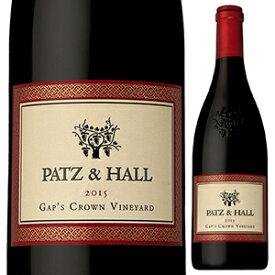 【6本〜送料無料】ギャップス クラウン ピノ ノワール 2015 パッツ アンド ホール 750ml [赤]Gap's Crown Pinotnoir Patz And Hall