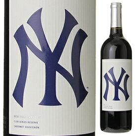 【6本〜送料無料】ニューヨーク ヤンキーズ クラブ シリーズ リザーブ カベルネ ソーヴィニヨン カリフォルニア 2016 エム エル ビー ニューヨーク ヤンキース 750ml [赤]New York Yankees Club Series Reserve Cabernet Sauvignon California MLB New York Yankees
