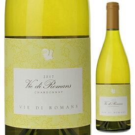 【6本〜送料無料】ヴィエ ディ ロマンス シャルドネ 2017 750ml [白]Vie Di Romans Chardonnay