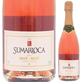 【6本〜送料無料】カヴァ ロゼ 2016 スマロッカ 750ml [発泡ロゼ]Cava Rose Sumarroca
