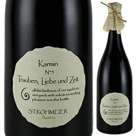 【6本〜送料無料】[3月6日(金)以降発送予定]カルミン 2016 フランツ シュトロマイヤー 750ml [ロゼ]Karmin Franz Strohmeier