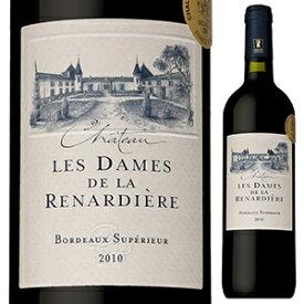 【6本〜送料無料】シャトー レ ダム ド ラ ルナルディエール ルージュ 2008 750ml [赤]Chateau Les Dames De La Renardiere Rouge