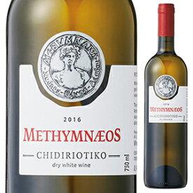 【6本〜送料無料】メシムネオス ドライ ホワイト 2019 メシムネオス 750ml [白]Methymnaeos Dry White Wine