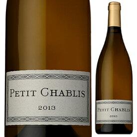 【6本〜送料無料】プティ シャブリ 2013 ドメーヌ フィリップ シャルロパン 750ml [白]Petit Chablis Dom. Philippe Charlopin