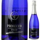 【6本〜送料無料】プロセッコ エクストラ ドライ ブルー ミレジマート 2018 ヴァル ドッカ 750ml [発泡白]Prosecco Extra Dry Blue Millesimato VAL D'OCA