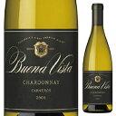 【6本〜送料無料】カーネロス シャルドネ 2016 ブエナ ヴィスタ 750ml [白]Carneros Chardonnay Buena Vista