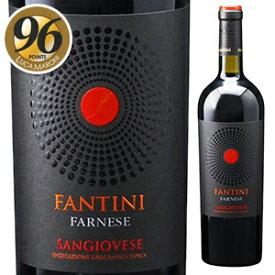 【6本〜送料無料】ファンティーニ サンジョヴェーゼ テッレ ディ キエーティ 2019 ファルネーゼ 750ml [赤]Fantini Sangiovese Terre Di Chieti Farnese