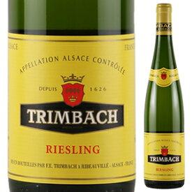 【6本〜送料無料】アルザス リースリング 2017 F.E.トリンバック 750ml [白]Alsace Riesling F.e.trimbach