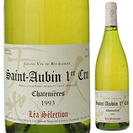 【6本〜送料無料】サン トーバン プルミエ クリュ ラ シャトニエール ブラン 1993 ルー デュモン レア セレクション 750ml [白]Saint-Aubin 1er Cru La Chateni re Blanc Lou Dumont Lea Selection