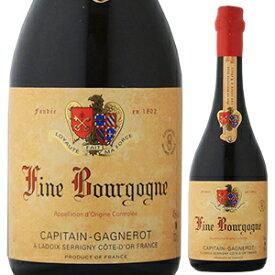 【6本〜送料無料】フィーヌ ド ブルゴーニュ グランド レゼルヴ NV ドメーヌ キャピタン ガニュロ 700ml [ブランデー]Fine De Bourgogne Domaine Capitan Gagnerot