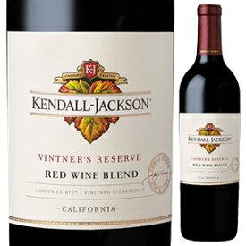 【6本〜送料無料】ヴィントナーズ リザーヴ レッド ワイン ブレンド 2016 ケンダル ジャクソン 750ml [赤]VINTNER'S RESERVE RED WINE BLEND KENDALL JACKSON