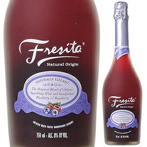 【6本〜送料無料】カサール デ ゴルチ フレシータ ブルーベリー & ラズベリー NV ヴィーニャ カサール 750ml [甘口発泡カクテル]Casal de Gorch Fresita Blueberry & Raspberry Vina Casal