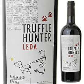 【6本〜送料無料】トリュフ ハンター レーダ バルバレスコ リゼルヴァ 2007 ボジオ 750ml [赤]Truffle Hunter Leda Barbaresco Riserva Bosio
