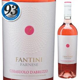 【6本〜送料無料】ファンティーニ チェラズオーロ ダブルッツォ 2020 ファルネーゼ 750ml [ロゼ]Fantini Celasuolo D'abruzzo Farnese