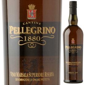【6本〜送料無料】マルサラ スペリオーレ リゼルヴァ アンブラ 1985 ペッレグリーノ 750ml [マルサラ]Marsala Superiore Riserva Ambra Pellegrino