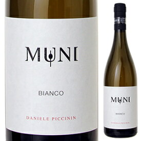 【6本〜送料無料】ビアンコ デイ ムーニ 2018 ダニエーレ ピッチニン 750ml [白]Bianco Dei Muni Daniele Piccinin [自然派]