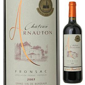 【6本〜送料無料】シャトー アルノートン 2007 750ml [赤]Chateau Arnauton