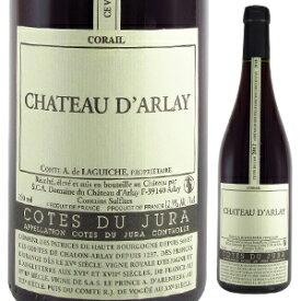 【6本〜送料無料】コート デュ ジュラ ルージュ ラ レゼルヴ NV シャトー ダルレイ 750ml [赤]Cotes Du Jura Rouge La Reserve Chateau D'arlay