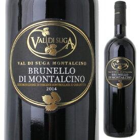 【6本〜送料無料】ブルネッロ ディ モンタルチーノ 2014 ヴァル ディ スーガ 750ml [赤]Brunello Di Montalcino Val di Suga [ブルネロ]