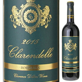 【6本〜送料無料】クラレンドル ルージュ 2015 (クラレンス ディロン ワインズ) 750ml [赤]Clarendelle Rouge By Chateau Haut Brion Clarence Dillon Wines