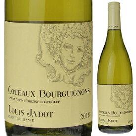 【6本〜送料無料】コトー ブルギニョン ブラン 2019 ルイ ジャド 750ml [白]Coteaux Bourguignons Blanc Louis Jadot