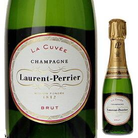 【6本〜送料無料】ラ キュヴェ NV ローラン ペリエ 187ml [発泡白]La Cuvee Laurent-Perrier