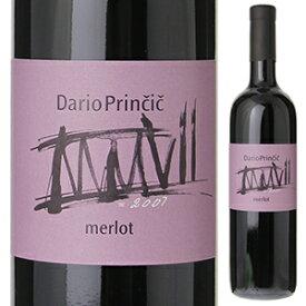 【6本〜送料無料】メルロー ヴェネツィア ジューリア 2007 ダリオ プリンチッチ 750ml [赤]Merlot Dario Princic [自然派]