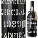 【送料無料】[10月23日(金)以降発送予定]マデイラ セルシアル 1989 ペレイラ ドリヴェイラ 750ml [マデイラ]Madeira S…
