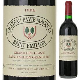 【送料無料】シャトー パヴィ マカン 1996 750ml [赤]Chateau Pavie Macquin