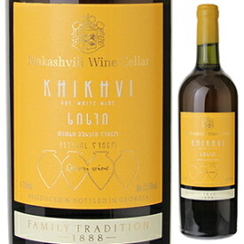 【6本〜送料無料】マカシヴィリ ワイン セラー ヒフヴィ 2017 ヴァジアニ カンパニー 750ml [白]Makashivili Wine Cellar Khikhvi Vaziani Company