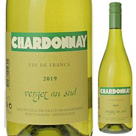 【6本〜送料無料】シャルドネ 2018 ヴェルジェ デュ シュッド 750ml [白]Chardonnay Verget Du Sud [スクリューキャップ]