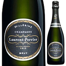 【6本〜送料無料】[ギフトボックス入り]ブリュット ミレジメ 2008 ローラン ペリエ 750ml [発泡白]Brut Mill sim Laurent-Perrier