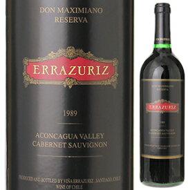 【送料無料】[3月12日(金)以降発送予定]ドン マキシミアーノ ファウンダーズ レゼルヴ 1983 エラスリス 750ml [赤]Don Maximiano Founder's Reserve Errazuriz
