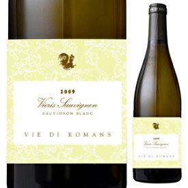 【6本〜送料無料】ヴィエリス ソーヴィニヨン ブラン 2009 ヴィエ ディ ロマンス 750ml [白]Vieris Sauvignon Blanc Azienda Agricola Vie Di Romans