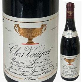 【送料無料】クロ ド ヴージョ グラン クリュ ミュジニ 1997 ドメーヌ グロ フレール エ スール 750ml [赤]Clos de Vougeot Musigni Domaine Gros Frere et Soeur
