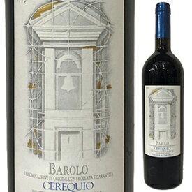 【送料無料】チェレクイオ バローロ 1995 ミケーレ キアルロ 750ml [赤]Cerequio Barolo Michele Chiarlo