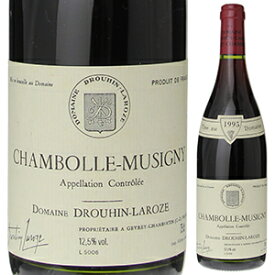 【送料無料】シャンボール ミュジニー 1995 ドメーヌ ドルーアン ラローズ 750ml [赤]Chambolle-Musigny Domaine Drouhin-Laroze