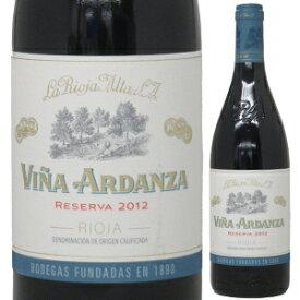 【6本〜送料無料】リオハ ティント リゼルヴァ ヴィーニャ アルダンサ 2012 ラ リオハ アルタ 750ml [赤]Rioja Tinto Reserva Vi a Ardanza La Rioja Alta