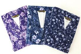 女性用 ネル寝巻き 浴衣※柄おまかせ M Lサイズ 寝間着 女物 婦人 下着 双糸ネル あったかい ウォームビズ 日本製 メール便不可 送料無料 メンズ 男物 紳士 としても使用可能です。 送料込み